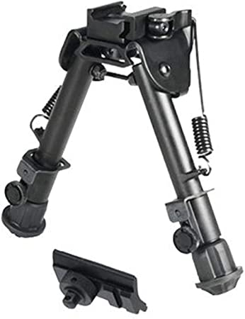UTG Tactical OP Bipod, QD Lever Mount, Height 5.9