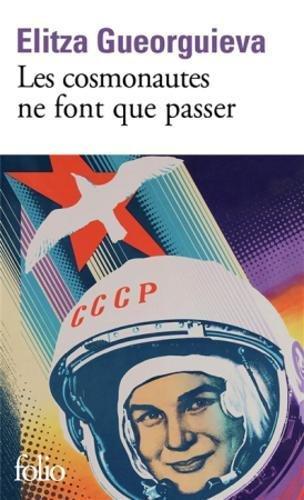 Les cosmonautes ne font que passer ebook