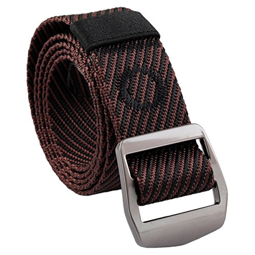 squaregarden Men's Nylon Tactical Duty Belt Webbing Military Style Belts for Men