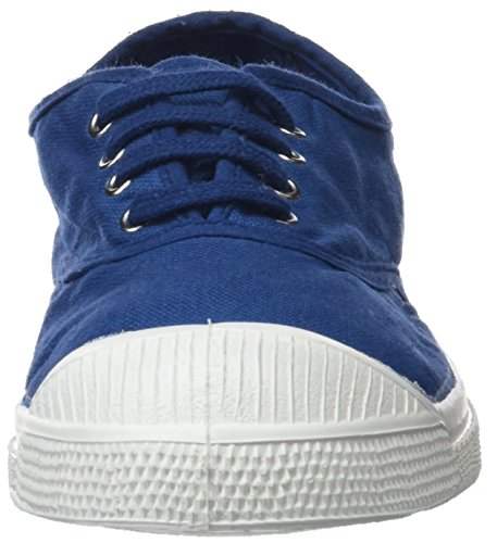 Sneaker Lacets Blu Tennis Donna Bleu Bensimon qwCEO5nv