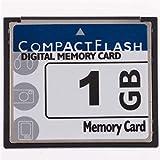 1 gb cf - HuiErHui 1GB Digital Camera Memory Card 1GB CompactFlash Memory Card Free Packaging