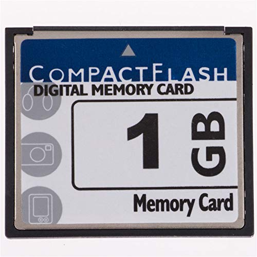 - HuiErHui 1GB Digital Camera Memory Card 1GB CompactFlash Memory Card Free Packaging