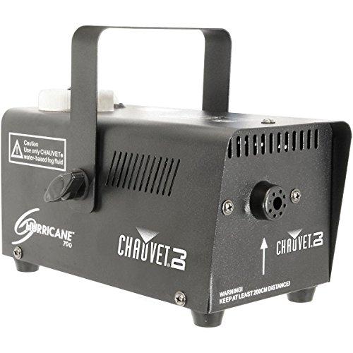 Chauvet Hurricane 700 400-watt fogger w/wired remote & Pint of Fluid