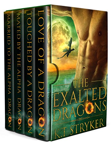 The Exalted Dragons Complete Series Box-Set: (Books 1 to 4) cover