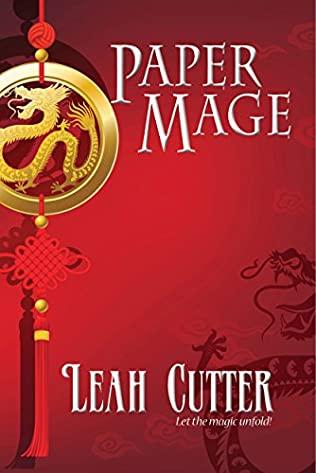 book cover of Paper Mage