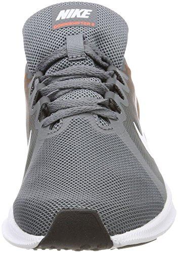 De Gris gris Fonc Chaussures Course Downshifter Blanc Nike Crimson Hyper Hommes 8 003 qwBnUI