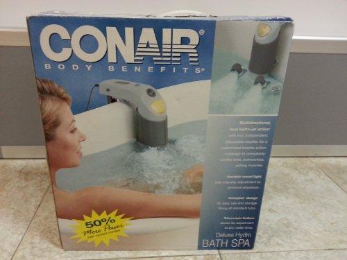 Conair Body Benefits Deluxe Hydro Bath Spa