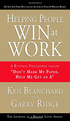 "Helping People Win at Work: A Business Philosophy Called ""Don"