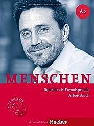 Menschen. A2. Arbeitsbuch. Per le Scuole superiori. Con 2 CD Audio. Con espansione online: Menschen A2 arbeitsbuch mit 2 aud