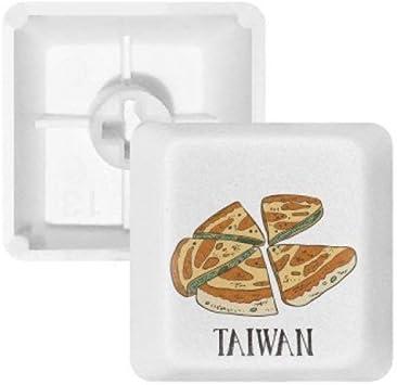 DIYthinker Taiwán De Pizza De Comida Viajes Teclas De Teclado ...