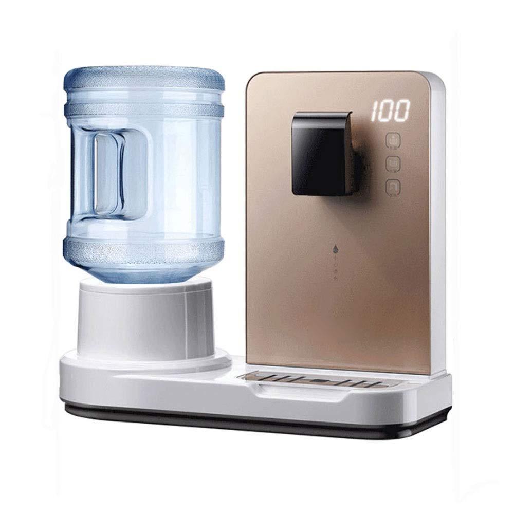 GSAGJysj Desktop Fast Water Heater Desktop Mini Portable Smart Water Dispenser, Ideal for Home Kitchen and Office of Making Coffee Tea by GSAGJysj