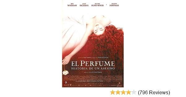 Amazoncom Perfume The Story Of A Murderer El Perfume Historia