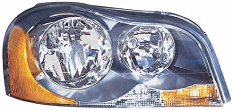 Depo 335-1151R-AC Chevrolet Malibu Passenger Side Headlamp Composite Assembly