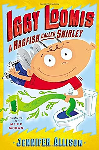 book cover of A Hagfish Called Shirley