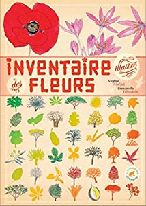 vignette de 'Inventaire illustré des fleurs (Virginie Aladjidi)'