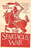 Front cover for the book The Spartacus War by Barry Strauss