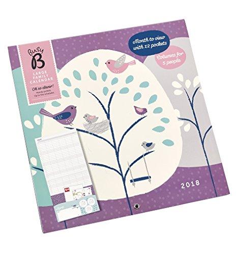 Busy Family Calendar - 7
