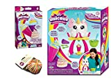 Unicone Rainbow Swirl Maker Activity Play Set Bundle with Unicone Rainbow Swirl Maker Refill Pack & Wilton Baking Cups