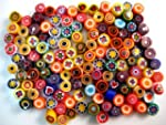 25g Mixed Small Millefiori 4 to 5mm....