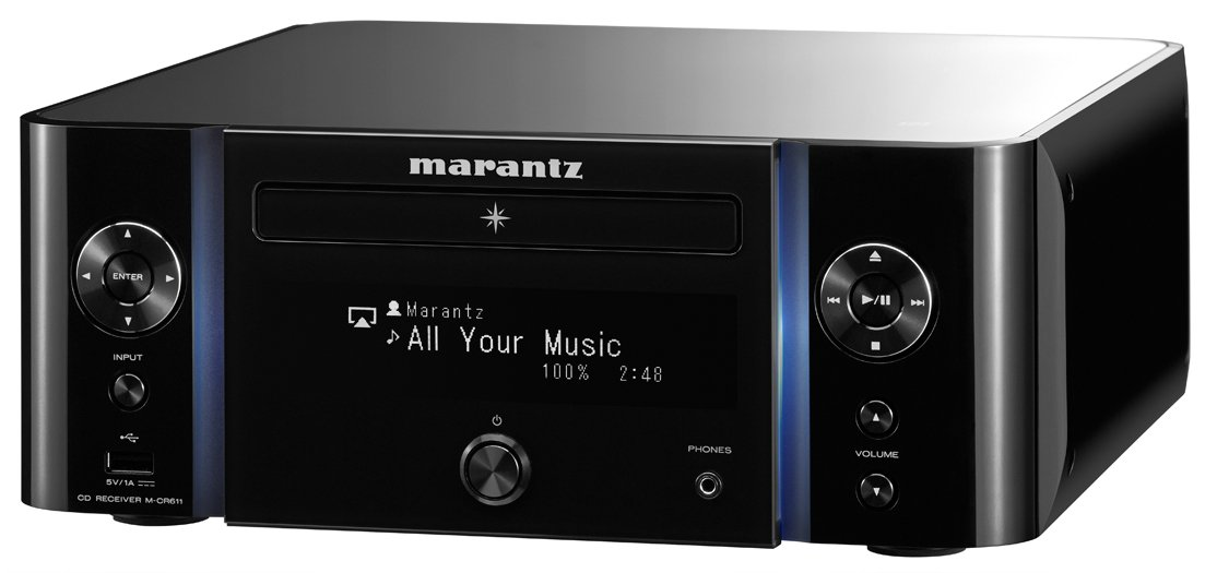 Mini HiFi Marantz M-CR611
