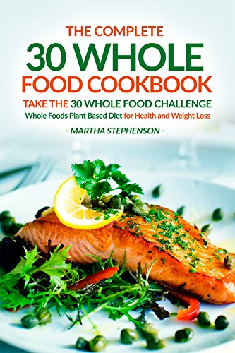 Complete Whole Food Cookbook Challenge ebook