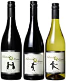 Island Mana Oregon Red Wine and White Wine Showcase, Mixed Pack - Marechal Foch, Pinot noir, Pinot gris (Pinot grigio) 3 x 750ml