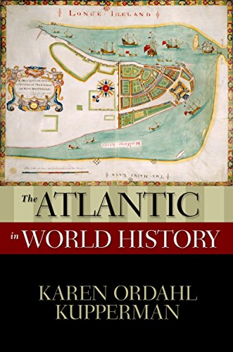 Atlantic Oxfords (The Atlantic in World History (New Oxford World History))