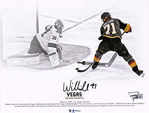 fc209fee6 William Karlsson Vegas Golden Knights Autographed Items