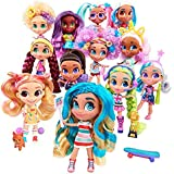 Dolls Indoor Toys Kids Girls Toys Hairdorables ‐ Collectible Surprise and Accessories: Series 1 (Styles May Vary) 1, Multicolor and Bonus (1) ONE Love Unicorn OOZE