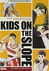 It's the summer of 1966 and high school freshman Kaoru Nishimi is struggling to adjust to the latest of many moves in his young life, this time to his uncle's home in the seaside town of Kyushu. It's never easy adjusting. It's never easy fitt...