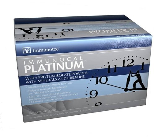 Immunocal Platinum by Immunotec