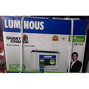 Luminous SC18054, 150AH Battery 54 Months