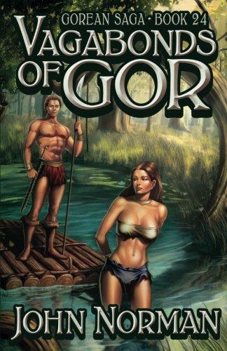 Vagabonds of Gor (Gorean Saga) by Open Road Media Sci-Fi & Fantasy
