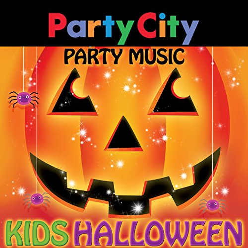 Party City Kids Halloween Party Music -