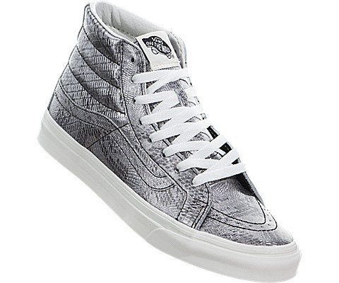 2782144787 Amazon.com  Vans Sk8 Hi Slim (Disco Python) Size Men 3.5   Women 5.0  Shoes