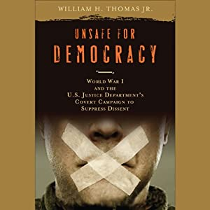 Unsafe for Democracy Audiobook