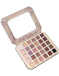 NYKKOLA Professional 30 Colors Eyeshadow Palette Makeup...