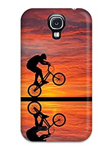 Rowena Aguinaldo Keller's Shop Awesome Case Cover/galaxy S4 Defender Case Cover(sunset By Stan Sebastian) 4466882K16500014