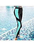 GEEK LIGHTING Womens UPF 50+ Surfing Skins Leggings Wetsuit...