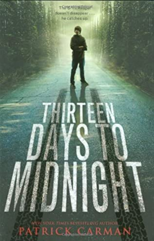 book cover of Thirteen Days to Midnight