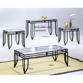 Coffee Table u0026 2 End Tables Set  sc 1 st  Amazon.com & Amazon.com: Coffee Table u0026 2 End Tables Set: Kitchen u0026 Dining
