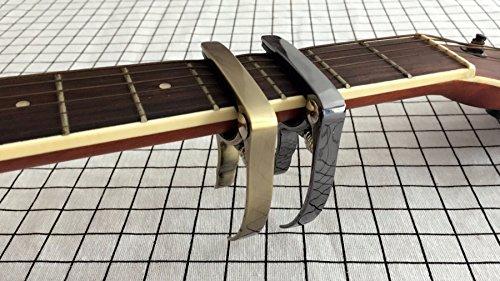 Happyard Guitar Capo String Pin Puller(2PCS Bright Black) by Happyard (Image #4)