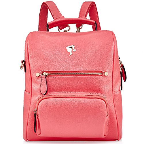 Barbie Commuter Retro Style Shoulder Backpack