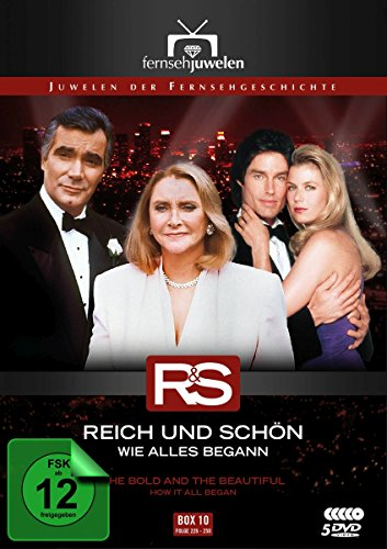 The Bold And The Beautiful   How It All Began  Ep  226 250    5 Dvd Box Set   Bold   The Beautiful   Box 10   Episodes 226   250     Non Usa Format  Pal  Reg 0 Import   Germany