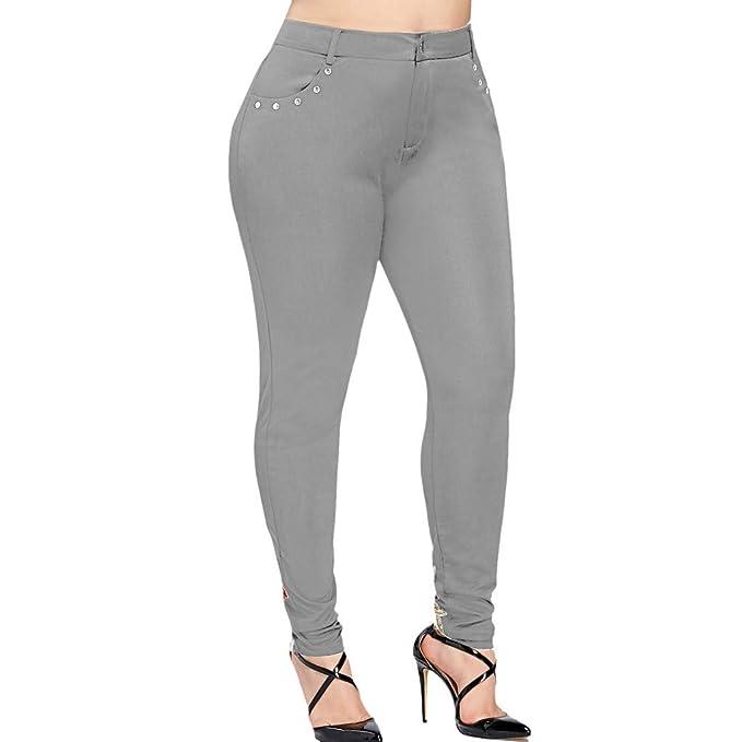 código promocional elige lo último comprar oficial Vectry Yoga Leggings Mujer Pantalones Mujer de Vestir Leggins Mujer  Deportivos Ropa Deporte Mujer Fitness Pantalones Casuales Pantalones