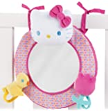 Hello Kitty Baby See & Play Mirror (Discontinued by Manufacturer)