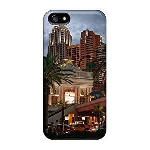 New Premium SyI2536uVoT Case Cover For Iphone 5/5s/ Las Vegas Nevada Protective Case Cover