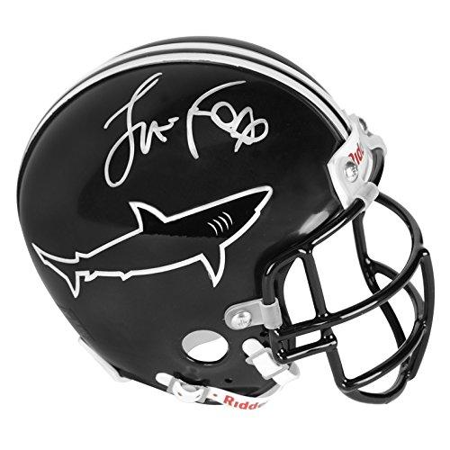 Jamie Foxx Autographed Any Given Sunday Sharks Mini-Helmet