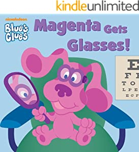 Magenta Gets Glasses (Blue's Clues)