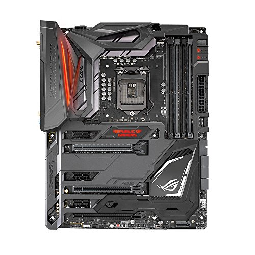   ASUS ROG Maximus IX Code LGA1151 DDR4 DP HDMI M.2 Z270 ATX Motherboard with onboard AC Wifi and USB 3.1
